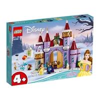 LEGO DISNEY Princess Зимно празненство в замъка на Бел, Belle's Castle Winter Celebration, 43180