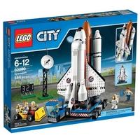 LEGO CITY SPACE PORT Площадка за изстрелване на Совалка Spaceport - 60080