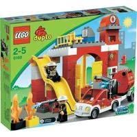 LEGO DUPLO Пожарна станция Fire Station - 6168