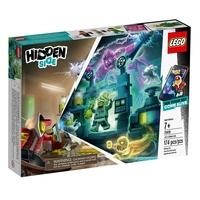 LEGO Hidden Side Лабораторията за духове на J.B., J.B.'s Ghost Lab, 70418