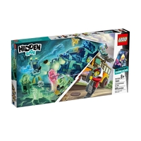 LEGO Hidden Side Паранормален автобус 3000, 70423