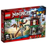 LEGO NINJAGO Островът на Тигровата вдовица Tiger Widow Island - 70604