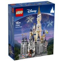 LEGO DISNEY Princess Замъкът Дисни, Disney Castle, 71040