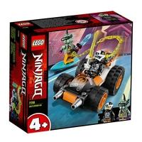 LEGO NINJAGO Скоростната кола на Cole, Cole's Speeder Car, 71706