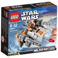 LEGO STAR WARS Снежна шейна Snowspeeder, 75074