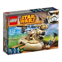 LEGO STAR WARS Боен Kораб AAT, 75080
