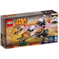 LEGO STAR WARS Спийдърът на Езра Ezra's Speeder Bike, 75090