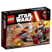 LEGO STAR WARS Боен комплект на Империята Galactic Empire Battle Pack, 75134