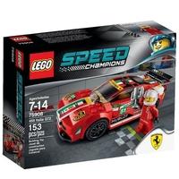 LEGO SPEED Champions Състезателна кола 458 Italia GT2 - 75908