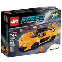 LEGO SPEED Champions Състезателна кола McLaren P1, 75909