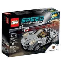 LEGO SPEED Champions Състезателна кола Porsche 918 Spyder - 75910