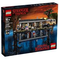 LEGO Stranger Things Огледалният свят, The Upside Down, 75810