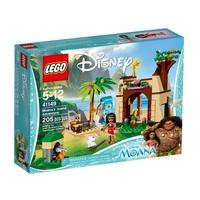 LEGO DISNEY Princess Островното приключение на Ваяна, Moana's Island Adventure, 41149